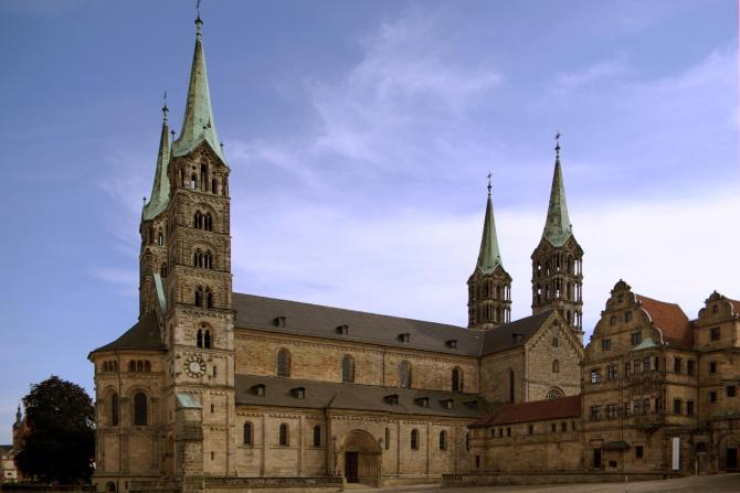 Bamberg Cathedral in Bamberg | Visit A City